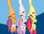 Cutie marks crusaders (commission) by Reimon-Master-II