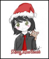 Merry Xmas Gerard by Eilyn-Chan