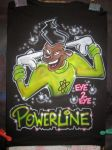 Powerline - Back by Galaxys-Most-Wanted