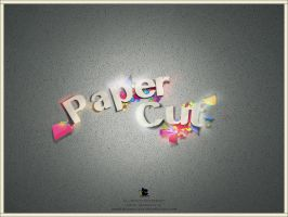 Paper Cut by injured-eye