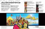 Gritz n Gravy: Contents page double spread by AlphaCMT