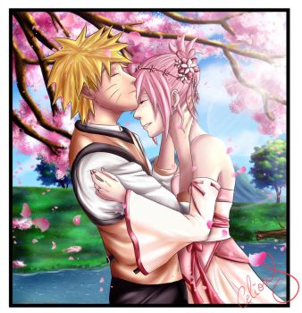 Narusaku : always by Celious