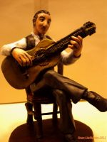 Spanish Guitarist by Siege-Lightforce