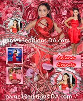 Blend-ariana by pame13editions