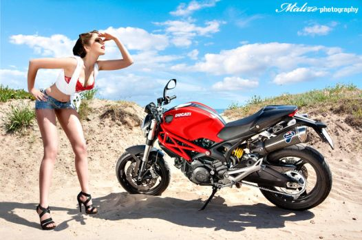Ducati II by MaLize
