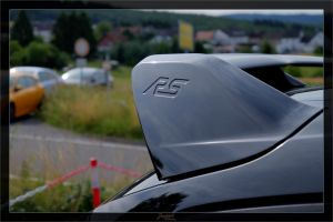 All new Ford Focus RS 2016 Spoiler by deaconfrost78