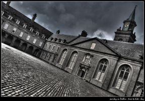 Dublin - time to hide by haq
