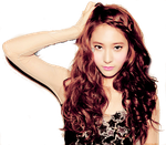 Krystal Jung PNG by ShinMing