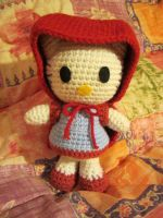 Little Red Riding Hood by aphid777
