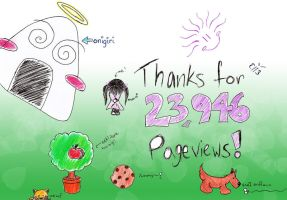 Thanks - 23,946 by maddy39
