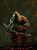 Ogre by mickehill