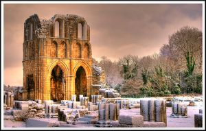 Roche Abbey I... by TheBaldingOne