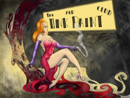 The Ink and Paint Broad by Grevanue