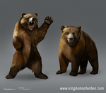 Bears by sebtuch
