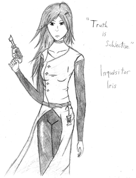 Inquisitor Iris by Scout29