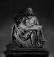 Pieta - Early Ressurection by sissorelle