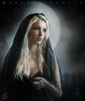 The Widow by AndyGarcia666