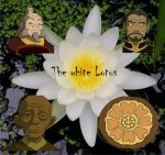 The white lotus by wavl3