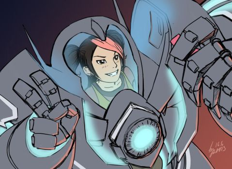 TFP - Smile! by pika