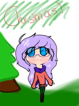 Christmas ! by AshleyoCutieCraft
