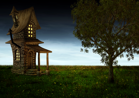 Premade BG 25 -Stock by Inadesign-Stock