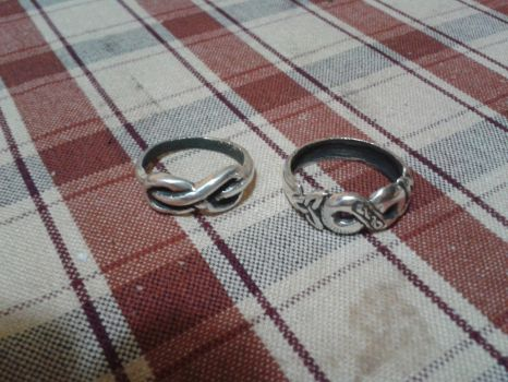Celtic Rings by MagnusEdvarsson