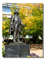 BYU Brigham Young Statue by WillFactorMedia