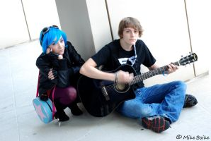 'So.. Scott and Ramona, eh?' by jinxed-jem