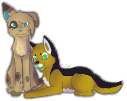 ::AT:: FluffehNerf by Whovian-Rinny