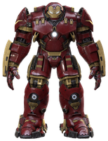 Iron Man Mk-44: Transparent Background! by Camo-Flauge