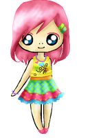 Colorful Child Adopt *CLOSED* by Mishaila