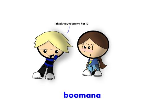 Request Boomana by cjgonebad101
