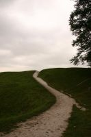 Avebury Path by FoxStox