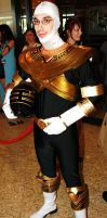 Gold Zeo Ranger by turpinator77