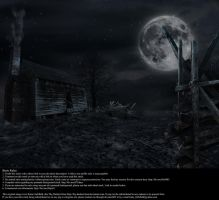 Haunted Homestead - Stock by Thy-Darkest-Hour