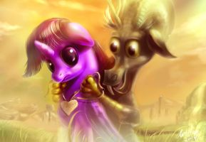 Discord Frienship Test Passed by zilvart