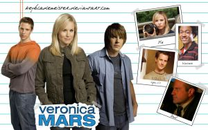 Veronica Mars WP by KeybladeMeister