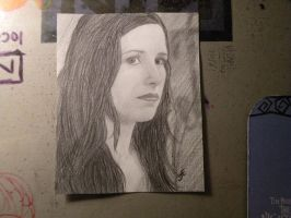 Shawnee Smith by icemyeyes