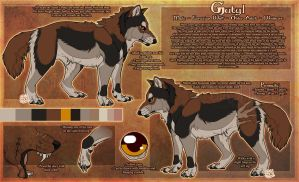 .: Gutyl Official Sheet Ref 2014 :. by SillyTheWolf