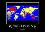 World is mine by Zo-Yo