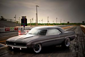 Chevrolet Camaro by Kubka