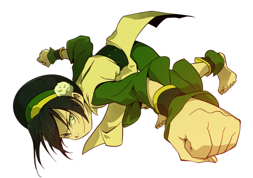 toph by knknknk