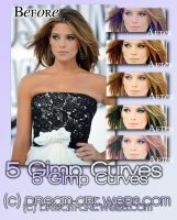 Gimp Curve Pack3 by MichelleNeves