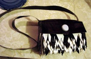 Duct Tape Purse by dredieu