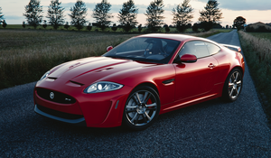 Jaguar XKR-S HDR by Olotocolo