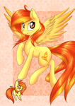 Bronycan't Print: Spitfire by lilfaux