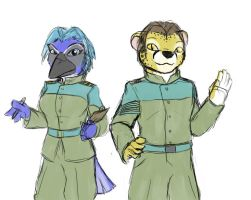Sketchuary - 02-27-2012 by Drake-TigerClaw