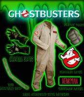 Ghostbusters by ritter99