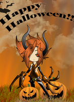 Happy Halloween!!! by cromsifing