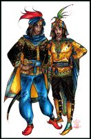 The Young Princes of Marenth by auryn